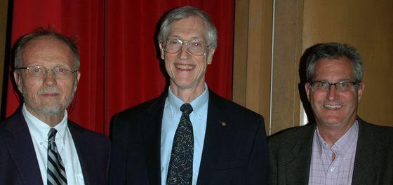 Tony Hull, John Mather & Jim Thomas