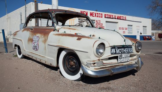 Route 66 Automobile