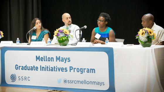 Mellon Mays recipients