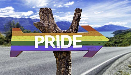 LGBTQI pride