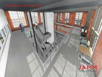 JAMMDB Power Plant Interior