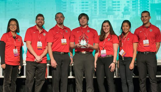 UNM takes top honors