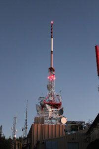 NASA signal transmitter