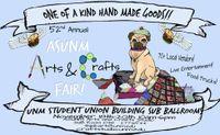 52nd Annual ASUNM Arts & Crafts Fair