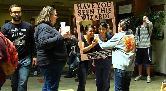 UNM Harry Potter Day