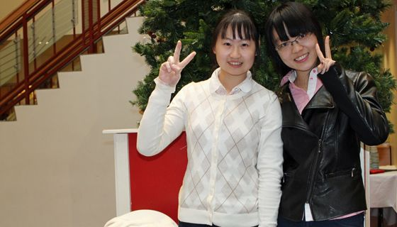 Xi Ba and Yanzhu Chen