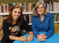 Eleni Bastéa and Melissa Bokovoy