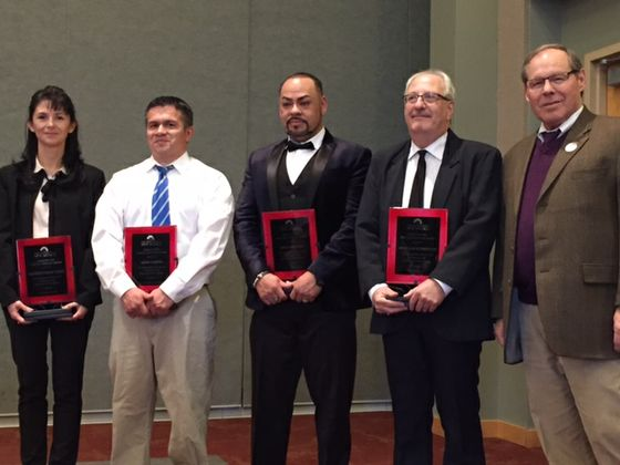 Gerald May Award winners