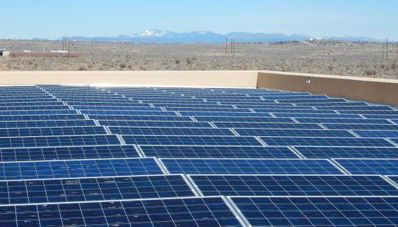 UNM West Solar Array