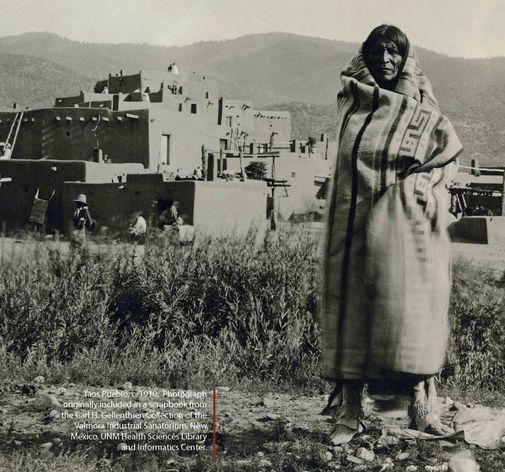 Taos Pueblo, 1910