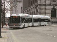 BRT Vehicle