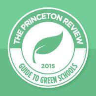 Princeton Review Green Schools