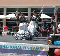 UNM hosts International Festival