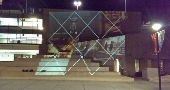 Projection Art