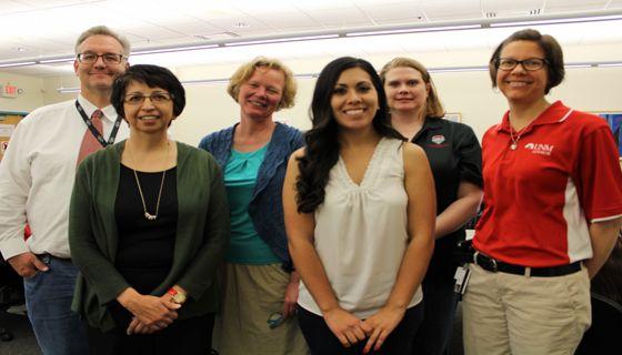 UC HSC advisement collaboration