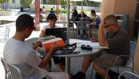 UNM students