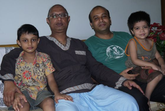 Middle Class Fathers in Bangladesh