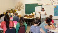 ESL Summer Institute classroom