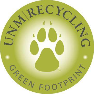 UNM Green Foot Print