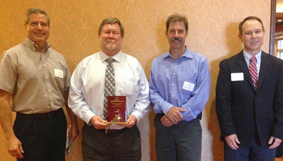 UNM Energy Efficiency Award