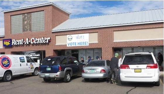 Voting Convenience Center