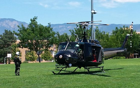 BCSO Helicopter