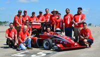 2015 FSAE team
