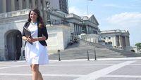 Ms. Nava goes to Washington