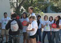 New Student Orientation Campus Tour
