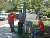 Residence Hall volunteers assist student move-in