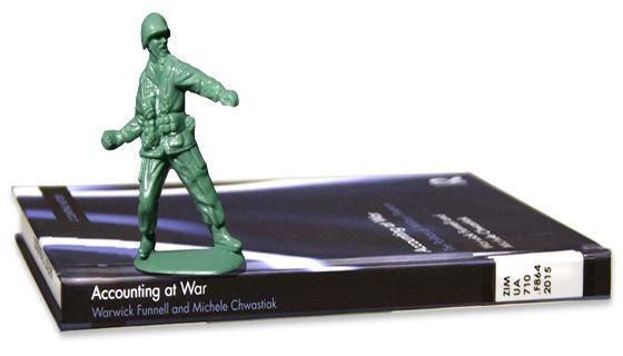 Acounting at war