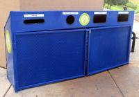 Recylcing bin