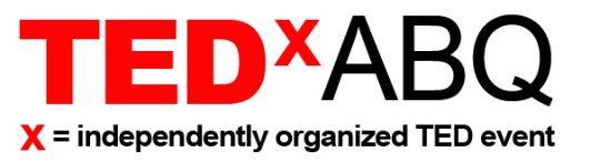 TEDxABQ logo