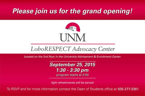 Advocacy Center Grand Opening