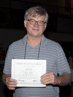 NSS awardwinner Victor Polyak