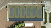 Tennis Complex Aerial