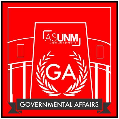 ASUNM Governmental Affairs