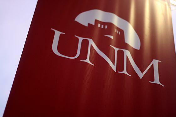 UNM Flag