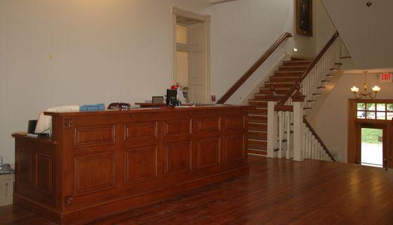 Hodgin Hall remodel