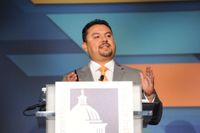 Gabriel Sanchez at CHCI Policy Conference