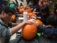 SUB Pumpkin Carving Contest