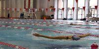 High altitude pool training