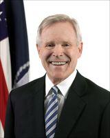 U.S. Secretary of the Navy, Ray Mabus