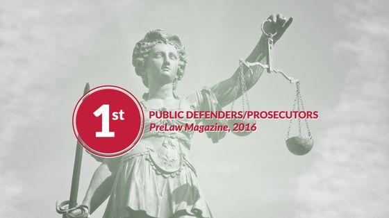 PreLaw Public Defenders/Prosecutors