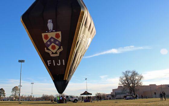 Fiji Balloon