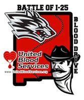 Battle of I-25 Blood Drive