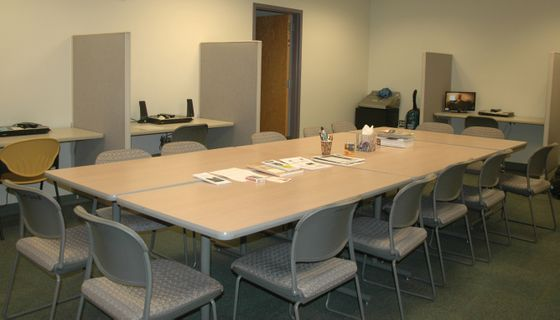 Student Conference Area