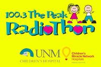 100.3 The Peak Radiothon