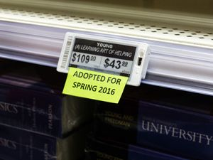 The UNM bookstore can have several cost options for textbooks