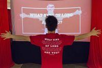 Lobo Day Interactive Exhibit